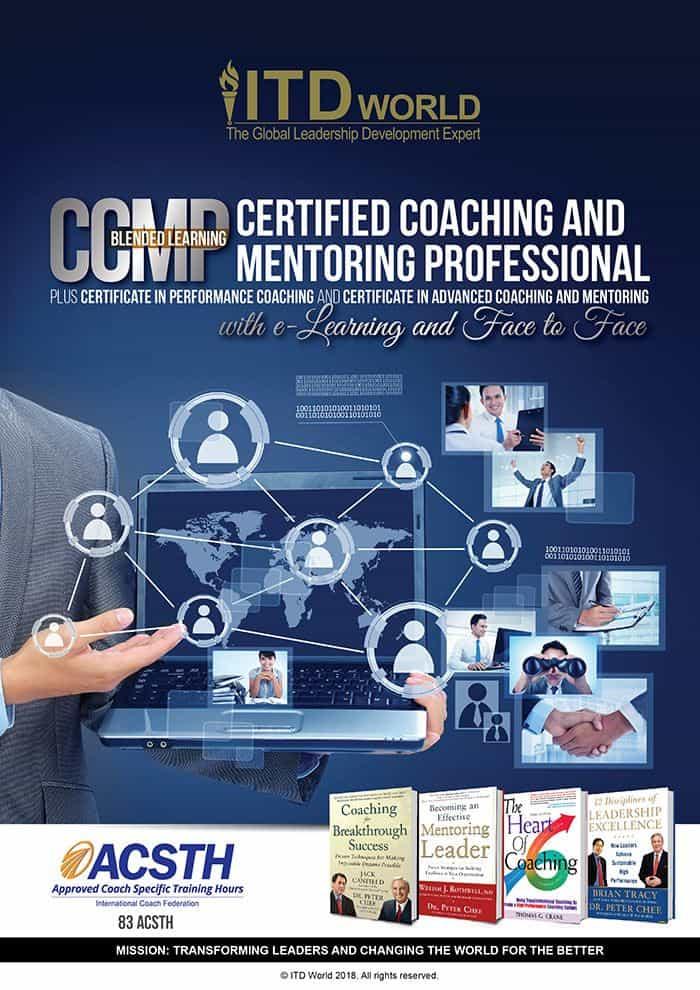 Certified Coaching & Mentoring Professional (CCMP)