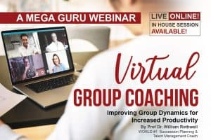 Hội thảo Virtual Group Coaching: Improving Group Dynamics for Increased Productivity