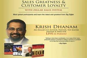 Phong cách bán hàng Zig Ziglar (Ziglar Sales System): Tăng trưởng Doanh số & Lòng trung thành khách hàng