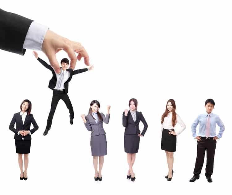 Sự khác nhau giữa HR và HRBP