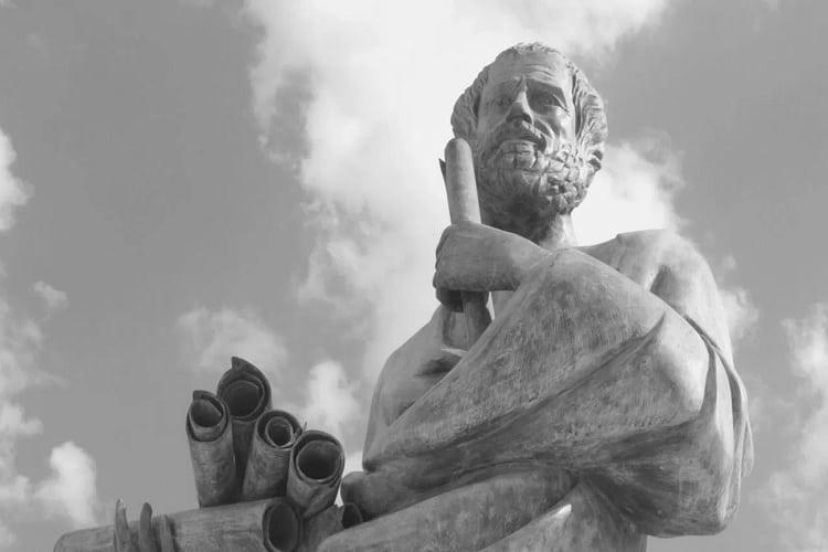 Aristotle nhân tướng học trong tuyển dụng