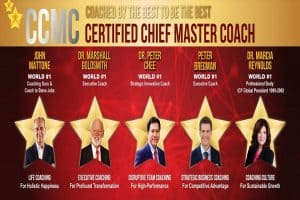 Chứng chỉ Certified Chief Master Coach – CCMC