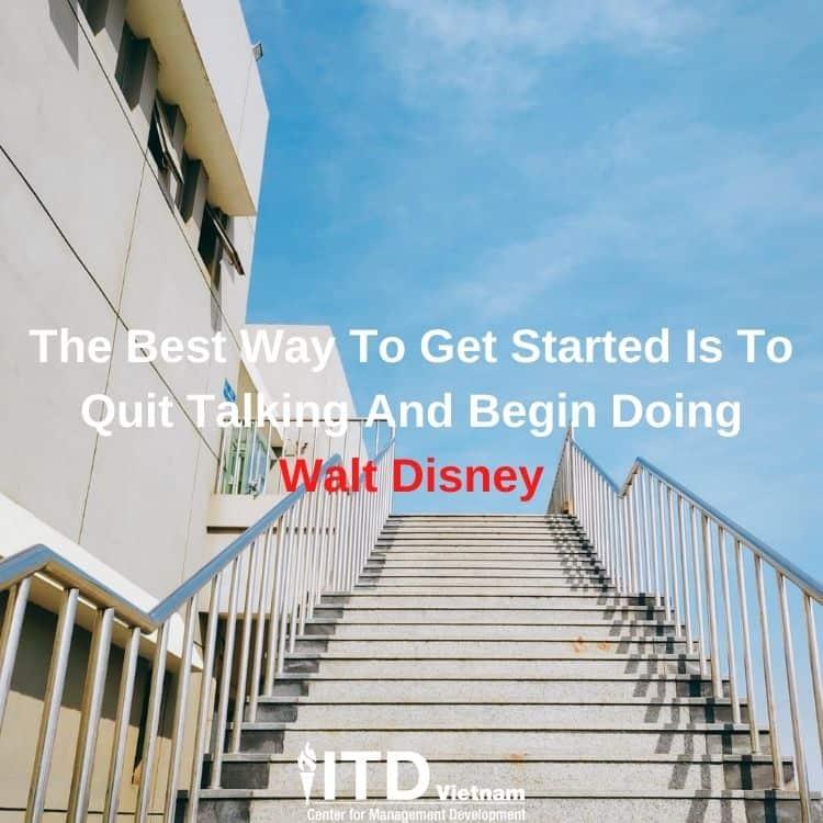 câu nói truyền cảm hứng - Walt Disney
