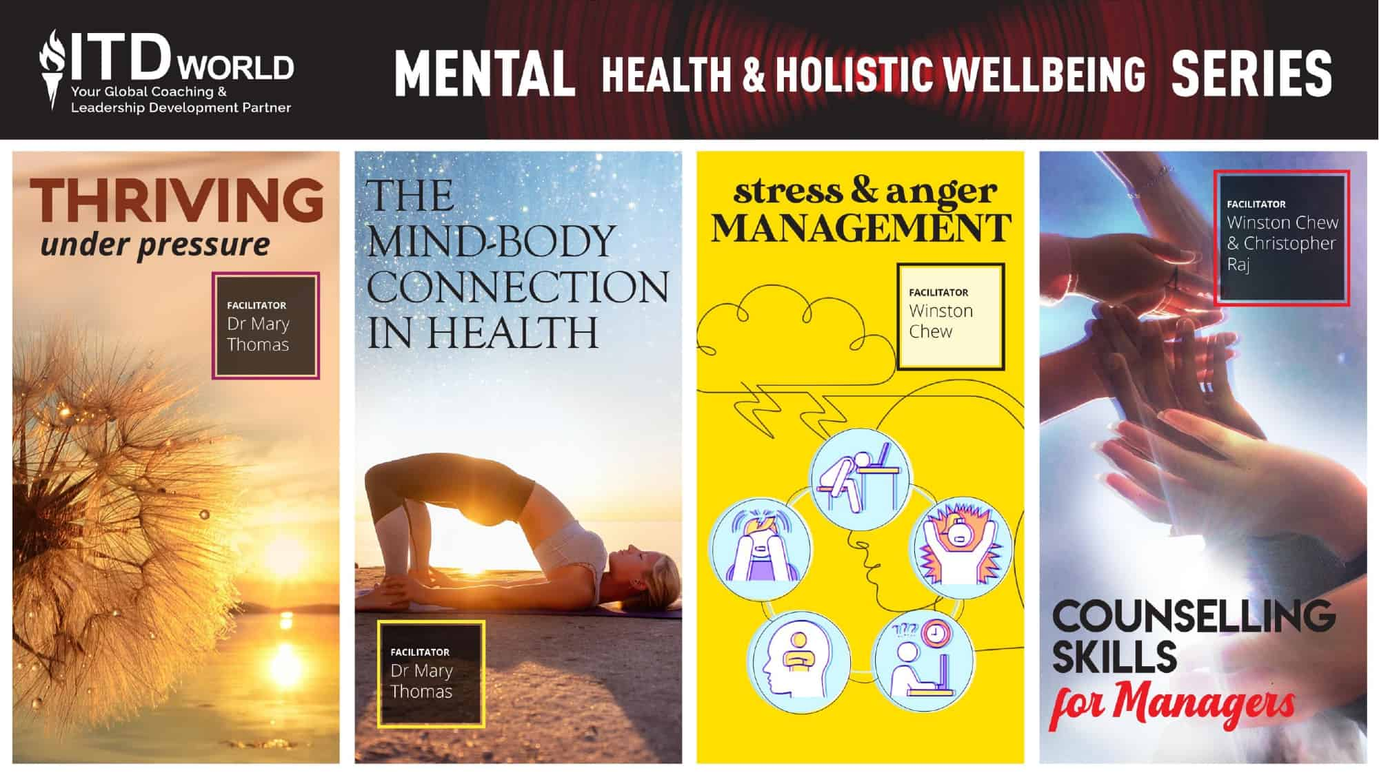 Mental health & Holistic well-being series
