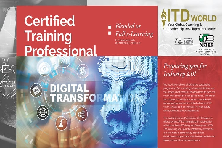 Khóa học Train the Trainer - Certified Training Professional (CTP)